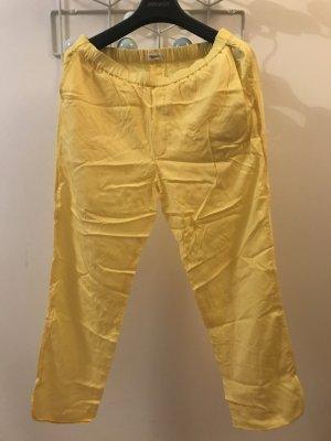Filippa K Stoffen broek geel