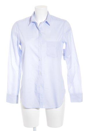 Filippa K Hemd-Bluse himmelblau Elegant