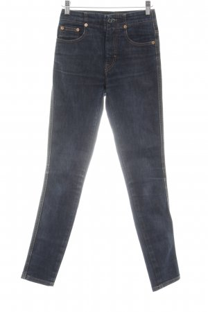 Filippa K High Waist Jeans dunkelblau Casual-Look