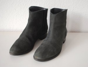Filippa K Leder Boots Stiefeletten 38