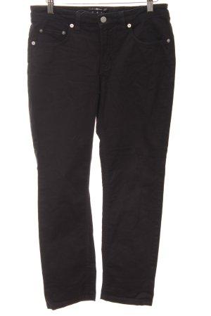 Filippa K Skinny jeans zwart casual uitstraling