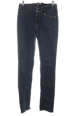 Filippa K Slim jeans donkerblauw