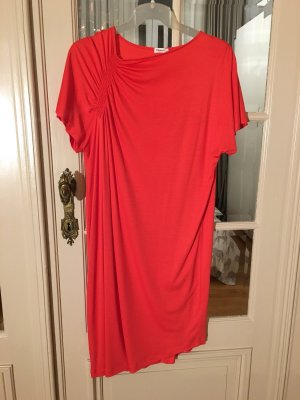 Filippa K Vestido playero rojo Viscosa