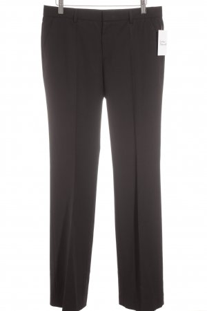 Filippa K Stoffhose schwarz Business-Look