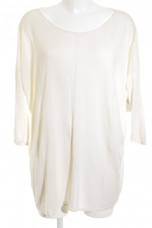 Filippa K Strickpullover creme Casual-Look