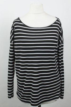 Filippa K Sweater Gr. M gestreift schwarz