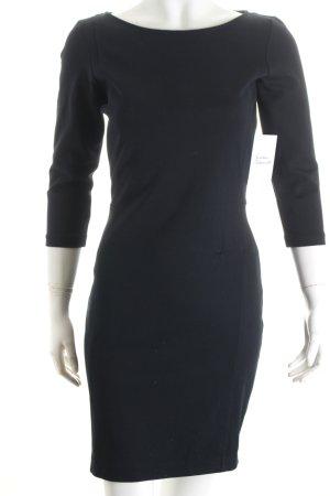 Filippa K Sweatkleid dunkelblau Eleganz-Look