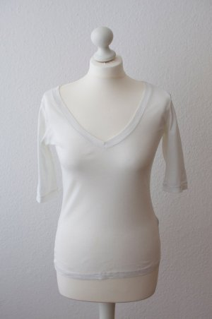 Filippa K, V-Ausschnitt T-Shirt, Gr. S