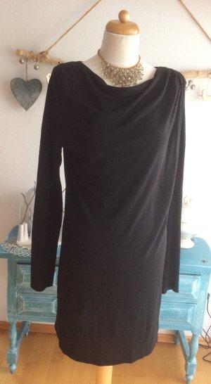 Filippa K Wollkleid schwarz Größe M