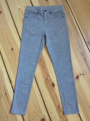 Filippa - Skinny Jeans mit Animal-Print
