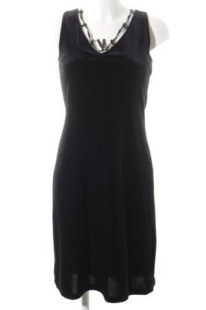 Fille a Suivre Trägerkleid schwarz Elegant