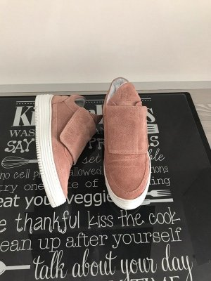 Filling pieces Low top single Velcro sneaker 38