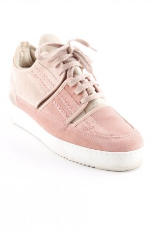Filling Pieces Schnürsneaker mehrfarbig Casual-Look