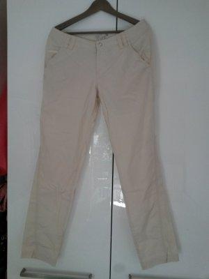 Filippa K Pantalone chino crema-beige chiaro Cotone