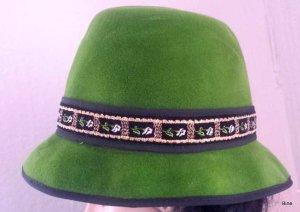 Felt Hat forest green