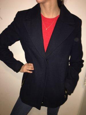 Zara Trafaluc Jacket dark blue