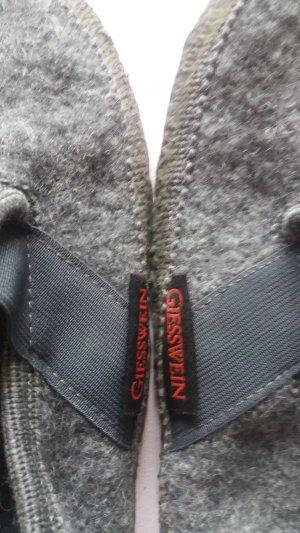 Giesswein Mules grey wool