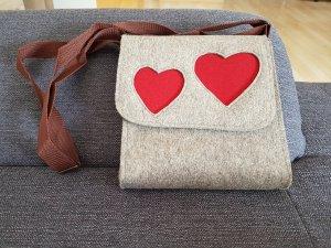 Filz-Trachtentasche/Umhängetasche