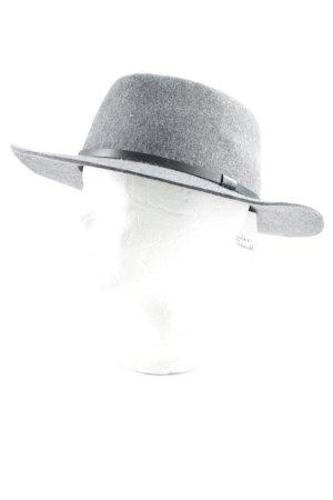 Chapeau en feutre moucheté style décontracté