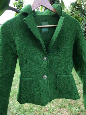 Vintage Blazer Boyfriend verde bosque-verde