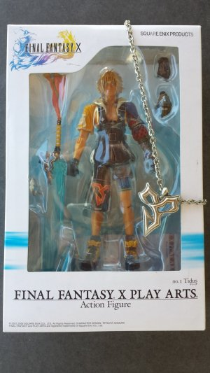 Final Fantasy X Tidus Play Arts Kette
