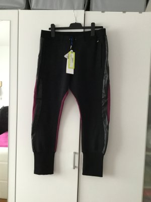 Versace Jeans Sweat Pants black-carmine