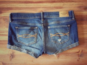 FINAL SALE! Abercrombie & Fitch Jeans Shorts used Hotpants 4 W27 A&F Hollister