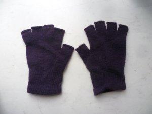 Fingerlose Handschuhe von Accessorize, Strick, Winter, Herbst, Blogger