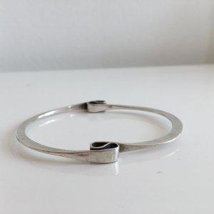 Finnland Modernist Designer Armreifen Armband 925 Silber Vintage 70er 60er scandinavia