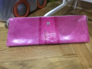 Fiorelino leather clutch