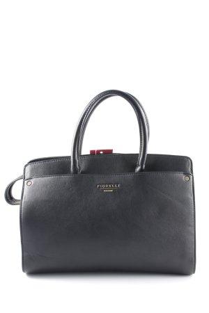 Fiorelli Handtasche schwarz Leomuster Business-Look