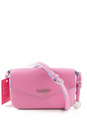 8da0392bd3f34 Fiorelli Minitasche pink-himmelblau Party-Look