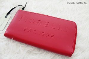Fiorelli Wallet neon red-brick red