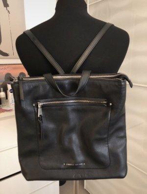 Fiorelli Sac à dos pour ordinateur portable noir cuir