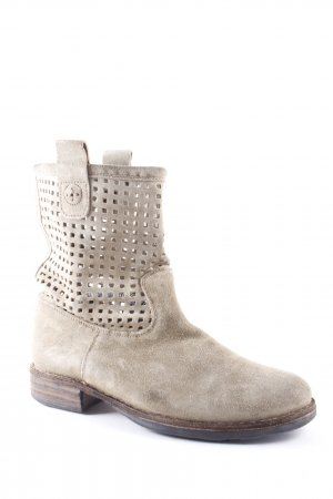 Fiorentini & baker Boots beige Street-Fashion-Look