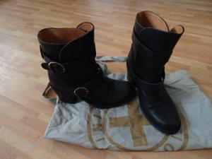 Fiorentini & baker Booties black leather