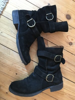 Fiorentini & Baker Boots Wildleder