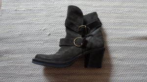 Fiorentini & baker Booties anthracite leather