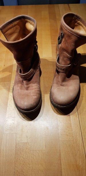 Fiorentini & baker Slip-on Booties light brown