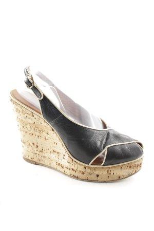 Fiorentini & baker Wedge Sandals multicolored casual look