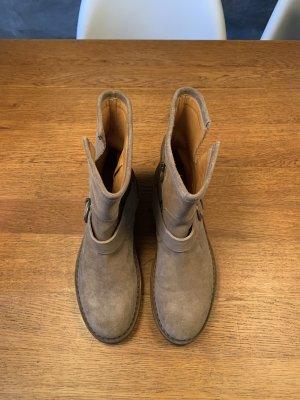 Fiorentini & Baker, XELI-5 Boots, Sand, wie neu, 39 (40)