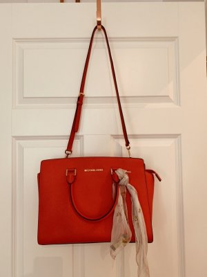 Michael Kors Handbag salmon-bright red