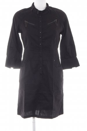 Firetrap Cargo Dress black biker look