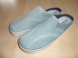 Clog Sandals azure