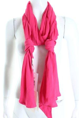 FIRMA Berlin Halstuch pink Eleganz-Look