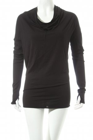 FIRMA Berlin Longshirt schwarz Street-Fashion-Look
