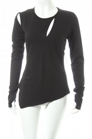 FIRMA Berlin Longsleeve schwarz Street-Fashion-Look