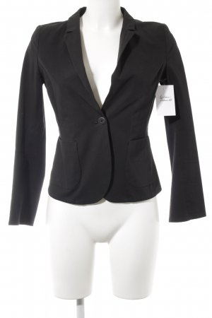 FIRMA Berlin Sweat Blazer black casual look