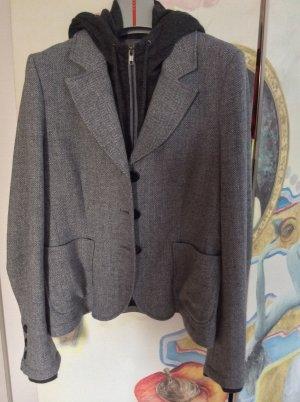 Woolrich Veste à capuche multicolore laine
