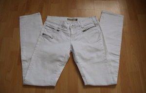 Fishbone Jeans weiß Gr. 28 S 36